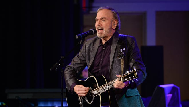 Neil Diamond has a date with the BMO Harris Bradley Center in April.