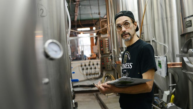 Wedge Brewing will release a number of new beers to close out the year including a double IPA crafted by brewer Carl Melissas.