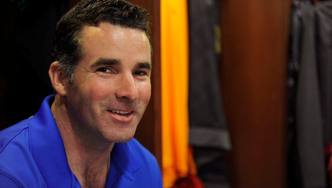 Under Armour's CEO Kevin Plank
