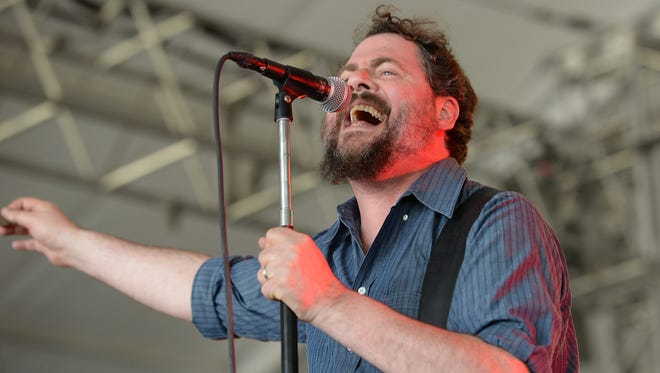 Drive-By Truckers perform at the Bonnaroo Music & Arts Festival in June.