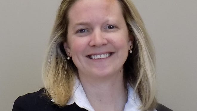 Melissa O'Neil, CEO of Central Iowa Shelter and Services