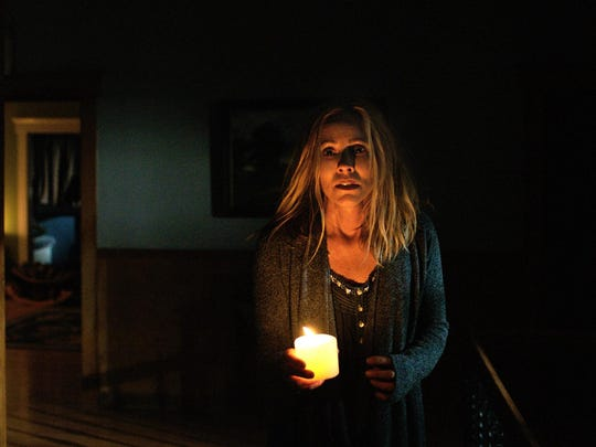 """Maria Bello in """"Lights Out."""""""