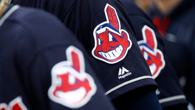 Cleveland has been taking half-steps away from its Chief Wahoo logo for several years.