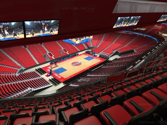 Detroit Pistons Submit Bids To Host Nba All Star Game In