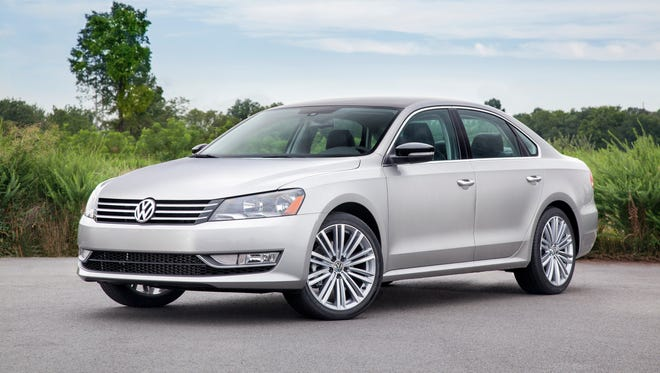 Passat is Volkswagen most-mainstream vehicle, competing with fierce rivals such as Toyota Camry, Honda Accord, Ford Fusion and Hyundai Sonata