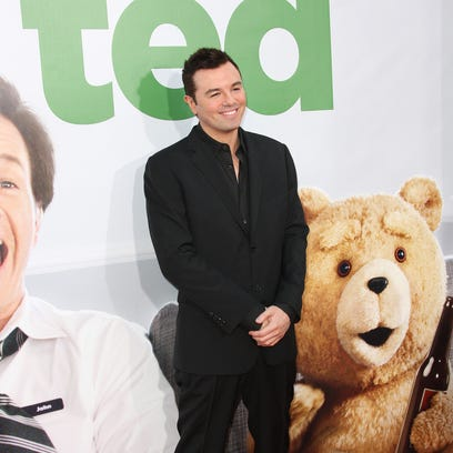 """Actor Seth MacFarlane attends the Premiere Of Universal Pictures' """"Ted"""" at Grauman's Chinese Theatre on June 21, 2012 in Hollywood, California."""