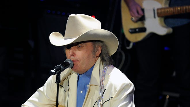 Dwight Yoakam performs at the ACM Honors ceremony in September 2014 at Ryman Auditorium.