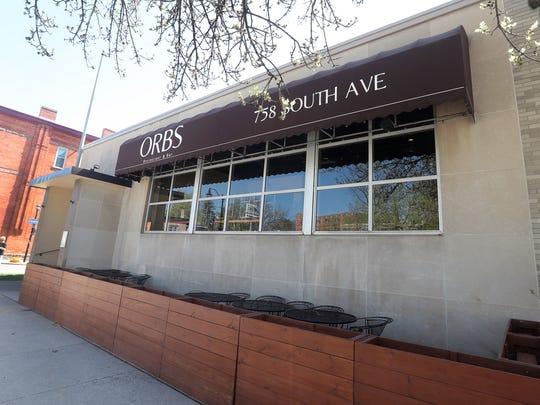 Popular South Wegde restaurant Orbs has closed.