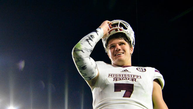 Nick Fitzgerald's offseason will be key for his 2017 production.
