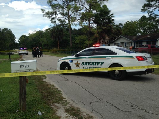 North Fort Myers accidental shooting