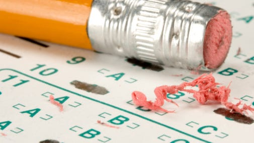 New York's grade 3-8 ELA tests start on April 5, with the state math tests starting April 13.