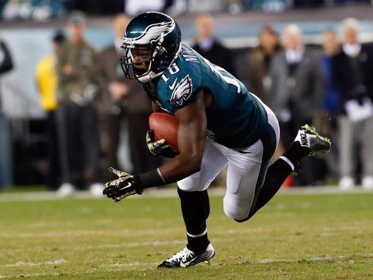 NFL: Carolina Panthers at Philadelphia Eagles