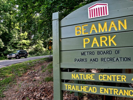 Park of Beaman Park is a state natural area.