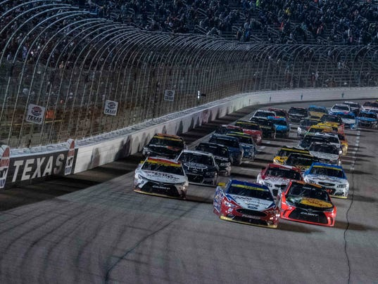 Untested repaved texas motor speedway will present for Nascar texas motor speedway 2017