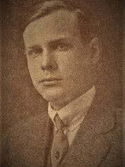 C. Fred Hancock in 1926.