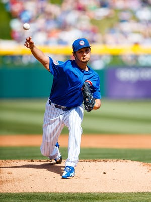 Yu Darvish was one of just three players to sign deals in excess of $100 million this off-season.