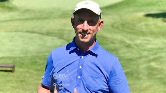 Westchester Country Club assistant Danny Balin made