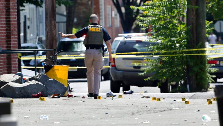 Art All Night in Trenton ends in mass shooting, leaving 1 dead, 22 injured on Father's Day