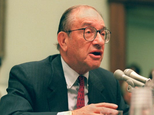 Ex-Fed Chairman Alan Greenspan: 'We are in a bond market bubble'