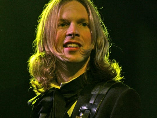 Beck says that he was mistaken for a girl when he was a youngster in the Highland Park neighborhood of Los Angeles.