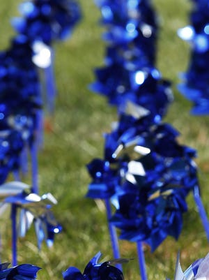 April is National Child Abuse Awareness Month.
