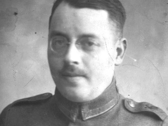 Fritz Grunewald served in the German army during World War I.
