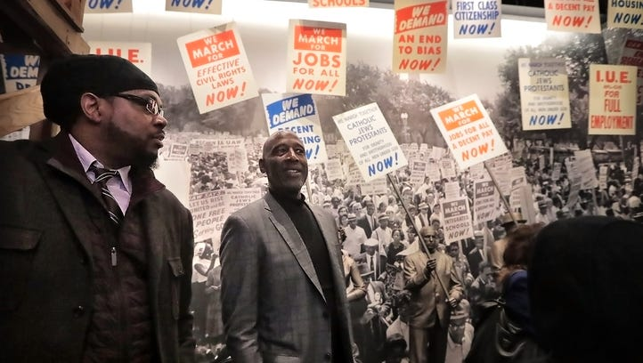The 9:01: National Civil Rights Museum revisited, where MLK shines in a vast constellation of heroes