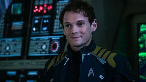 Anton Yelchin, who died June 19, got a very brief tribute