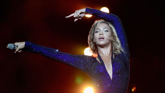 Beyonce performs Aug. 31 at the 2013 Budweiser Made In America Festival in Philadelphia.