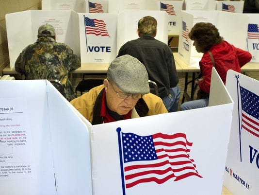 Election day in Jefferson County