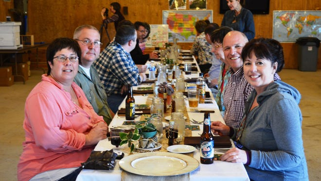 From that first Farm to Table dinner that the Meuers hosted on their farm in 2013, their dinner series has continued to grow each year.