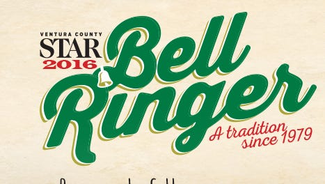 Donations for the Bellringer drive will be collected through Christmas.