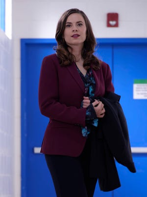 Hayley Atwell in ABC's 'Conviction.'