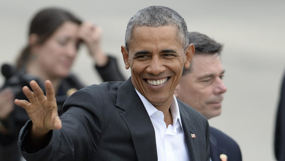account of the life and presidency of barack hussein obama jr Portrait, barack hussein obama  44th president of the united states   presidential salary: $400,000/year + $50,000 expense account  c-span's 20th  anniversary television series, american presidents: life portraits.