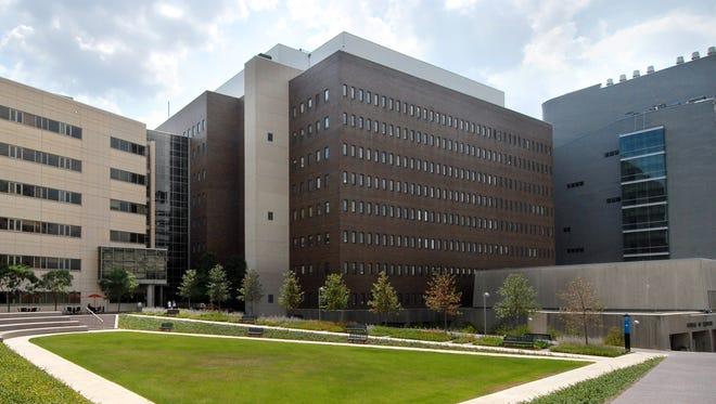 The University of Cincinnati's Medical Sciences building