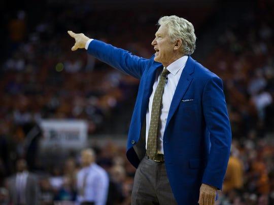 Northwestern State coach Mike McConathy.