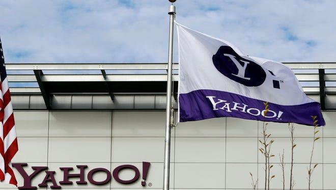 Yahoo headquarters in Sunnyvale, Calif. on Dec. 1, 2010