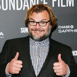 Jack Black accidentally gets slapped on 'The Price is Right'
