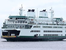 Ferry Chimacum preparing for Bremerton debut