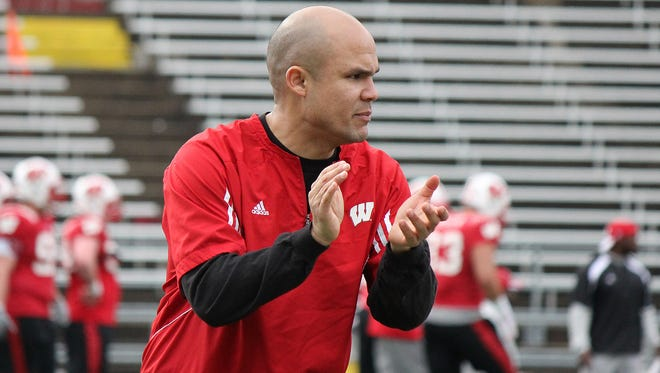 Dave Aranda, now the defensive coordinator at LSU after three years at Wisconsin, is the highest-paid college football assistant, pulling down triple what his UW counterpart does.