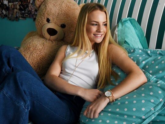 15-year-old entrepreneur Jillian Maxwell started her