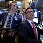 US stocks gained Tuesday after China's market stabilized.