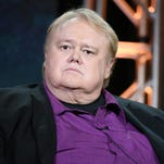 "Actor Louie Anderson participates in the ""Baskets"" panel at the FX Networks Winter TCA on Saturday, Jan. 16, 2016, in Pasadena, Calif. (Photo by Richard Shotwell/Invision/AP)"