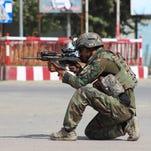Afghan security forces rebuff Taliban in Kunduz