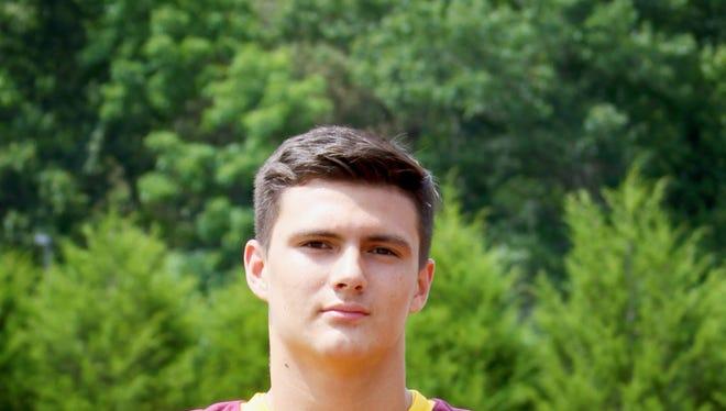 Cherokee's Holden Straughan.