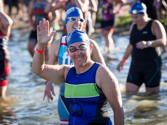 Amy Fletcher prepares to take on another Ironman 70.3
