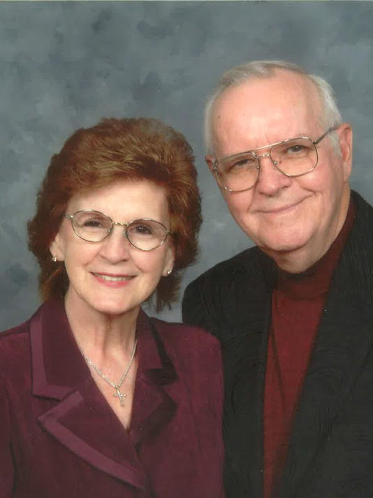 Tom and Nancy Powell