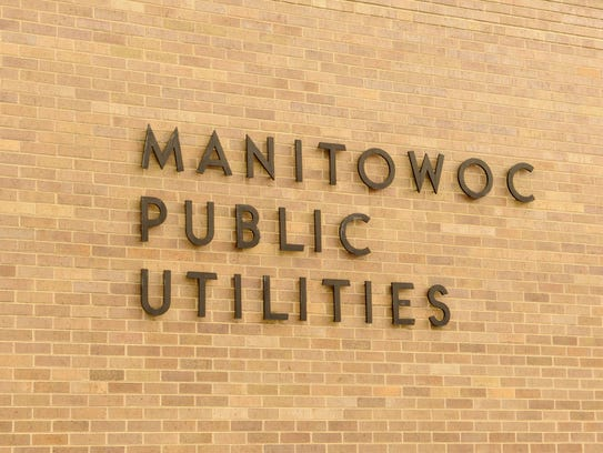 Manitowoc Public Utilities building on the south side