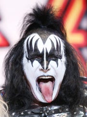 Gene Simmons of Kiss or Sylvia Hoeks in the morning?