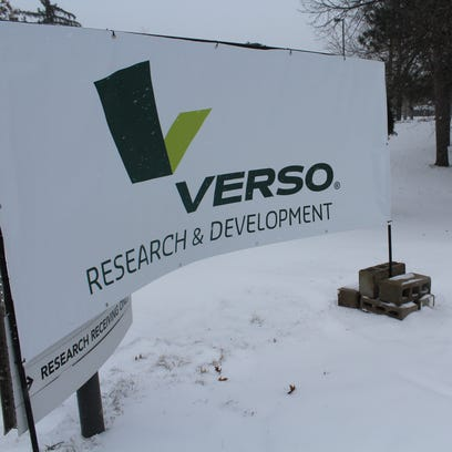 Verso has laid off 15 of its 29 employees at the Biron Technical Center, formerly known as the Research and Development Center.